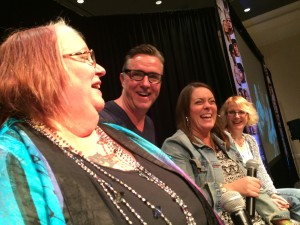 Paul McGillion (SGA's Beckett) makes a surprise appearance