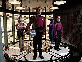 Star Trek: TNG - Rascals